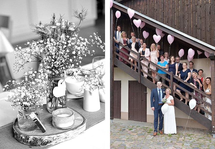 Romantische Vintage Hochzeitsfotos Freie Trauung Berlin Alte Fasanerie