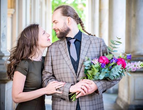 Zu Zweit heiraten in Berlin | Eine heimliche Hochzeit