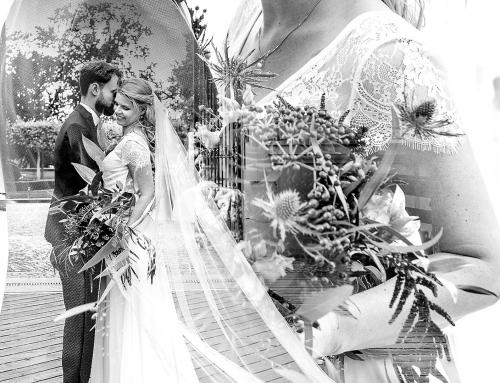 Herbst Hochzeit Berlin mit kirchlicher Trauung in Köpenick